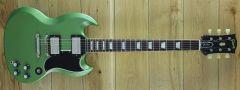Gibson Custom M2M 1961 Les Paul SG Standard Reissue VOS Inverness Green 002532