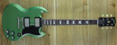 Gibson Custom M2M 1961 Les Paul SG Standard Reissue VOS Inverness Green 002542