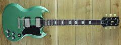 Gibson Custom M2M 1961 Les Paul SG Standard Reissue VOS Inverness Green 002562