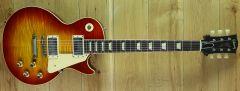 Gibson Custom 60th Anniversary 1960 Les Paul Standard V2 Tomato Soup Burst 00929