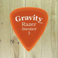 Gravity Picks Razer Standard 3 Polished