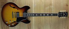 Gibson Custom 1964 ES335 Reissue VOS Vintage Burst 110448