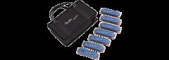 Fender Midnight Blues Harmonica 7 Pack