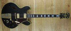 Gibson Custom Made 2 Measure ES355, Ebony, Lightly Aged , 2019 ~ Secondhand