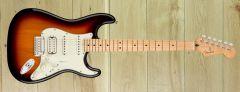 Fender  Player Strat HSS Maple 3 Colour Sunburst