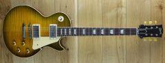 Gibson Custom Murphy Lab Heavy Aged 59 Les Paul Standard Golden Poppy Burst Handpicked Top 91910