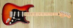Fender Player Strat plus Top Maple Aged Cherry Sunburst