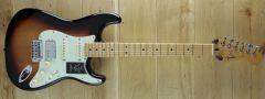 Fender Player Plus Strat, HSS, Maple Fingerboard, 3-Color Sunburst MX21127910