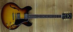 Gibson Custom 1959 ES335 Reissue Vintage Burst A91196