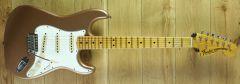Fender Custom Shop 69 Strat Journeyman Relic Firemist Gold R91400 ~ Secondhand