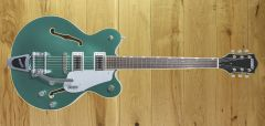 Gretsch G5622T Electromatic Center Block Double Cut with Bigsby Georgia Green