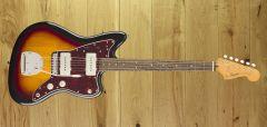 Squier Classic Vibe 60 Jazzmaster Laurel 3 Tone Sunburst