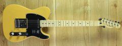 Fender Player Tele Maple Butterscotch Blonde