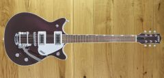 Gretsch G5232T Electromatic Double Jet FT with Bigsby Dark Cherry Metallic