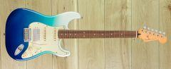 Fender Player Plus Strat HSS, Pau Ferro Fingerboard, Belair Blue