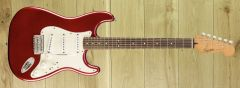 Squier Classic Vibe 60's Strat Candy Apple Red