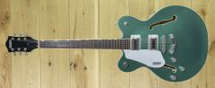 Gretsch  G5622LH Electromatic Center Block Double-Cut with V-Stoptail, Left-Handed, Laurel Fingerboard, Georgia Green
