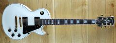 Gibson Custom Les Paul Custom Alpine White Ebony Fingerboard CS100925