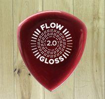 Jim Dunlop Flow Gloss 2  ~ 3 Pack