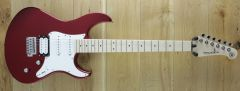 Yamaha Pacifica 112V Maple Red Metallic With Remote Lesson