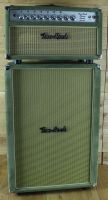 Two Rock Classic Reverb Signature 100 Head and 212 Cab Moss Green Suede ~ Due May 2022