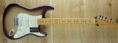 American Ultra Strat, Maple Fingerboard, Mocha Burst US210049281