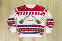 Fender 2021 Holiday Sweater Xtra Large