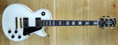 Gibson Custom Les Paul Custom Alpine White Ebony Fingerboard CS100827
