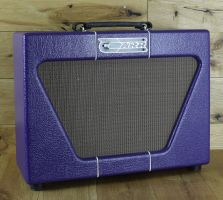 Carr Super Bee 110 Purple