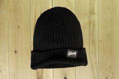 Gibson Radar Knit Beanie Hat Black