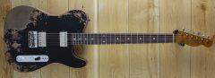 Fender Custom Shop 59 Tele Super Heavy Relic Black CZ552604