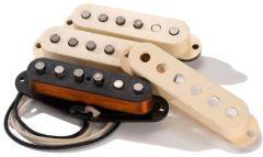ThroBak '63 MXV Stratocaster Pickup Set,Parchment