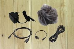 Zoom APH4n Pro Accessory Pack for H4n Pro Recorder