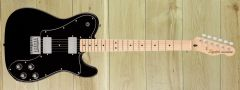 Squier Affinity Tele Deluxe Maple Black