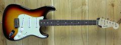 Fender Custom Shop 59 Strat NOS 3 Tone Sunburst R109495