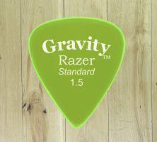 Gravity Picks Razer Standard 1.5 Polished