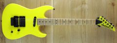 Jackson USA Dinky Fluorescent Yellow 1990 ~ Secondhand