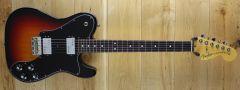 Fender American Pro II Tele Deluxe Sunburst 2020 ~ Secondhand