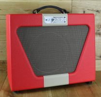 Carr Super Bee 112 Red/Cream/Red