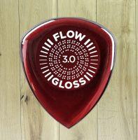 Jim Dunlop Flow Gloss 3 ~ 3 Pack