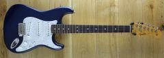Fender Cory Wong Strat Rosewood Sapphire Blue Transparent US21001922