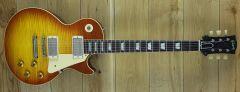 Gibson Custom Made to Measure 59 Les Paul VOS Sunrise Tea Burst 901187
