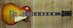 Gibson Custom Murphy Lab Ultra Heavy Aged  1959 Les Paul Standard Sunrise Teaburst Handpicked Top 901301