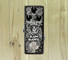 MXR Eric Gales Raw Dawg Overdrive