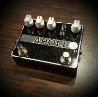Solid Gold FX Apollo II Phaser ~ On Order
