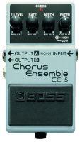 Boss CE5 Chorus Ensemble Effects Pedal