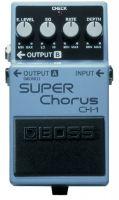 Boss CH1 Super Chorus Effects Pedal
