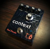 Red Panda Context Textural Reverb ~ ON ORDER