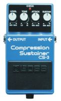 Boss CS3 Compression Sustainer Effects Pedal