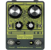 Earthquaker Devices Gray Channel Fuzz Overdrive ~ On Order